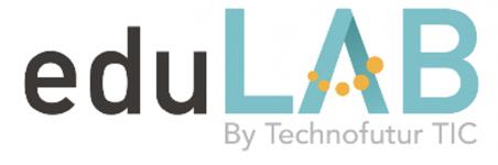 Plate-forme MOODLE   eduLAB – TechnofuturTIC